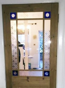 GLAZED INTERIOR DOORS