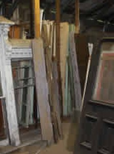 ARCHITECTURAL SALVAGE/PERIOD DOORS