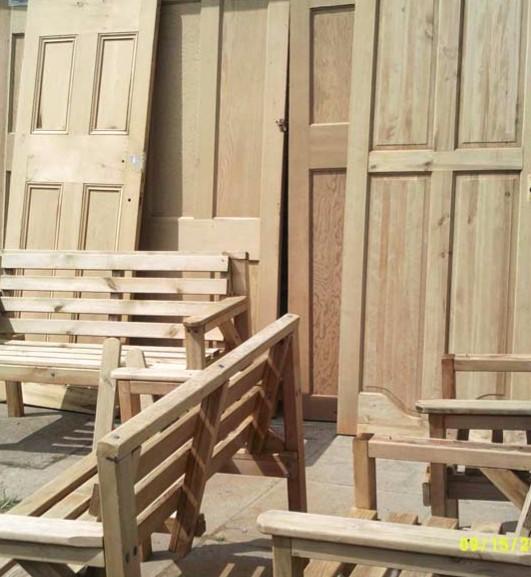 door stripping and restoration kent