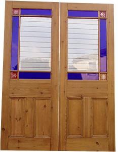 reclaimed pine doors southampton