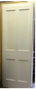 square edge door reclaimed