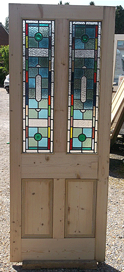 Stained glass front door louis door period projects southampton internal stained glass doors by period projects door company southampton hampshire planetlyrics Images