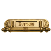 brass letter plates manchester