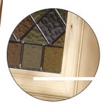 Stained Glass Front Doors London