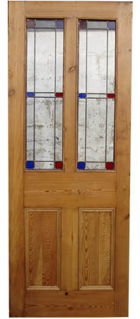 stained glass door company yorkshire