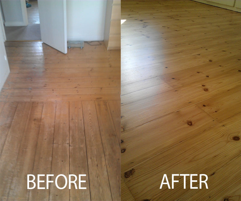 Floor Sanding Slivers Period Projects