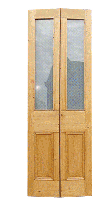 bi folding pine doors hampshire