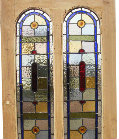 Stained Glass Doors Somerset Period Projects Southampton