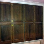 Reclaimed Window Shutters