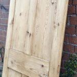 Victorian Pine Cupboard Doors Cheshire