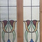 pine stained glass doors london
