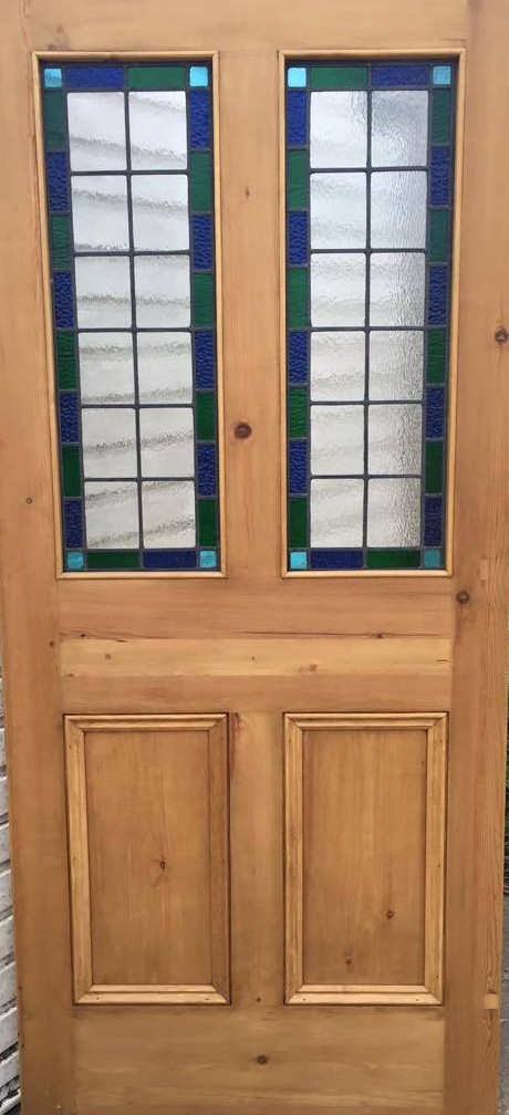 Stained Glass Door Company London Period Projects Hampshire