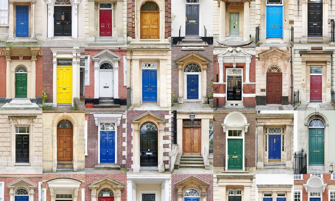 Period Doors are our Trademark - Victorian Edwardian ...