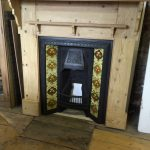 victorian reclaimed cast iron fireplace hampshire