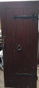 mahogany external door wiltshire