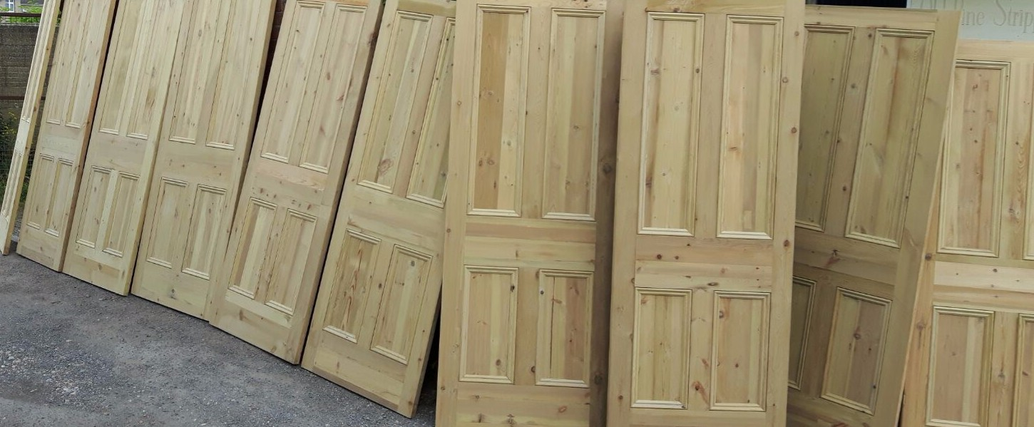 Four panel wood doors internal isle of wight hampshire for Interior wood doors for sale