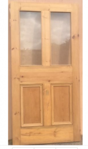 Interior Glazed Solid Door