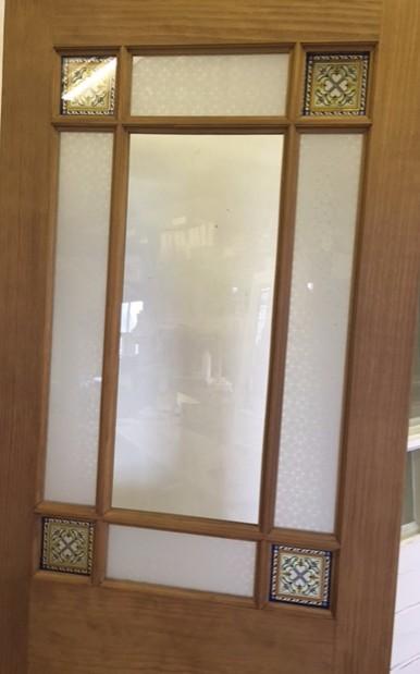 Victorian Style 9 Panel Interior Door New Wood Solid