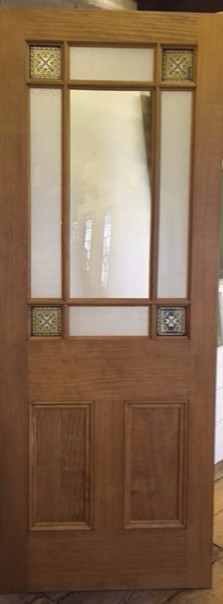 Victorian Style 9 Panel Interior Door New Wood Solid Pine