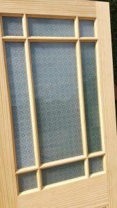 Interior 9 Panel Door Pine